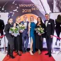 Viknar'off Best 2018 – как праздновали лидеры оконного бизнеса - Фото 7