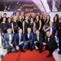 Viknar'off Best 2018 – как праздновали лидеры оконного бизнеса - Фото 9