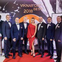 Viknar'off Best 2018 – как праздновали лидеры оконного бизнеса - Фото 3