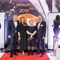 Viknar'off Best 2018 – как праздновали лидеры оконного бизнеса - Фото 17