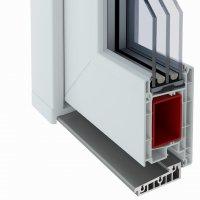 Мініатюра 4 - Двері Mega Line 500