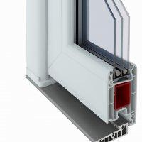 Мініатюра 2 - Двері Classic Line 400