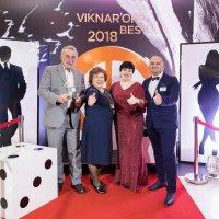 Viknar'off Best 2018 – как праздновали лидеры оконного бизнеса - Фото 63