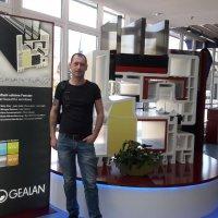 Мініатюра - З Gealan в Європу