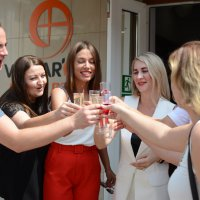 Открытие фирменного салона  Viknar'off в городе Чертков - Фото 9