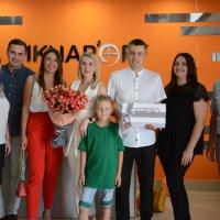 Открытие фирменного салона  Viknar'off в городе Чертков - Фото 3