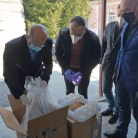 Viknar'off doesn't sit on its hands! We help medical institutions of Ternopil region. - Photo 11