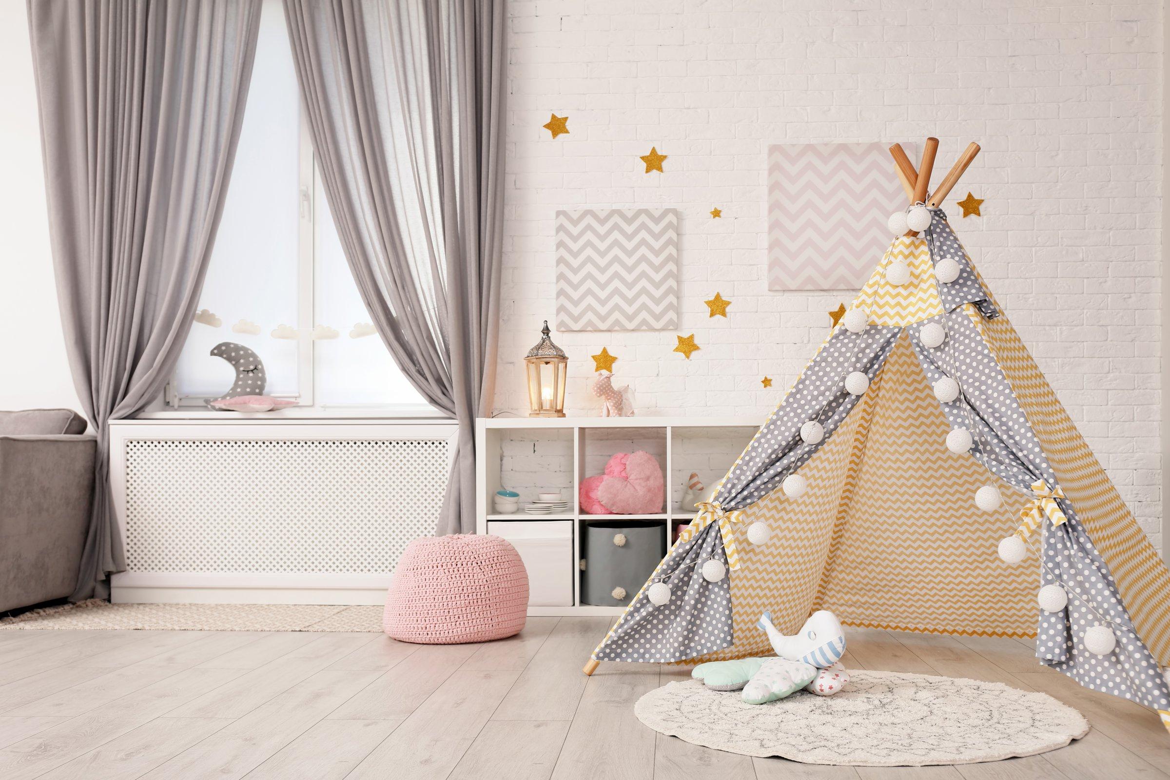 Вікна для дитячої кімнати - Фото 1