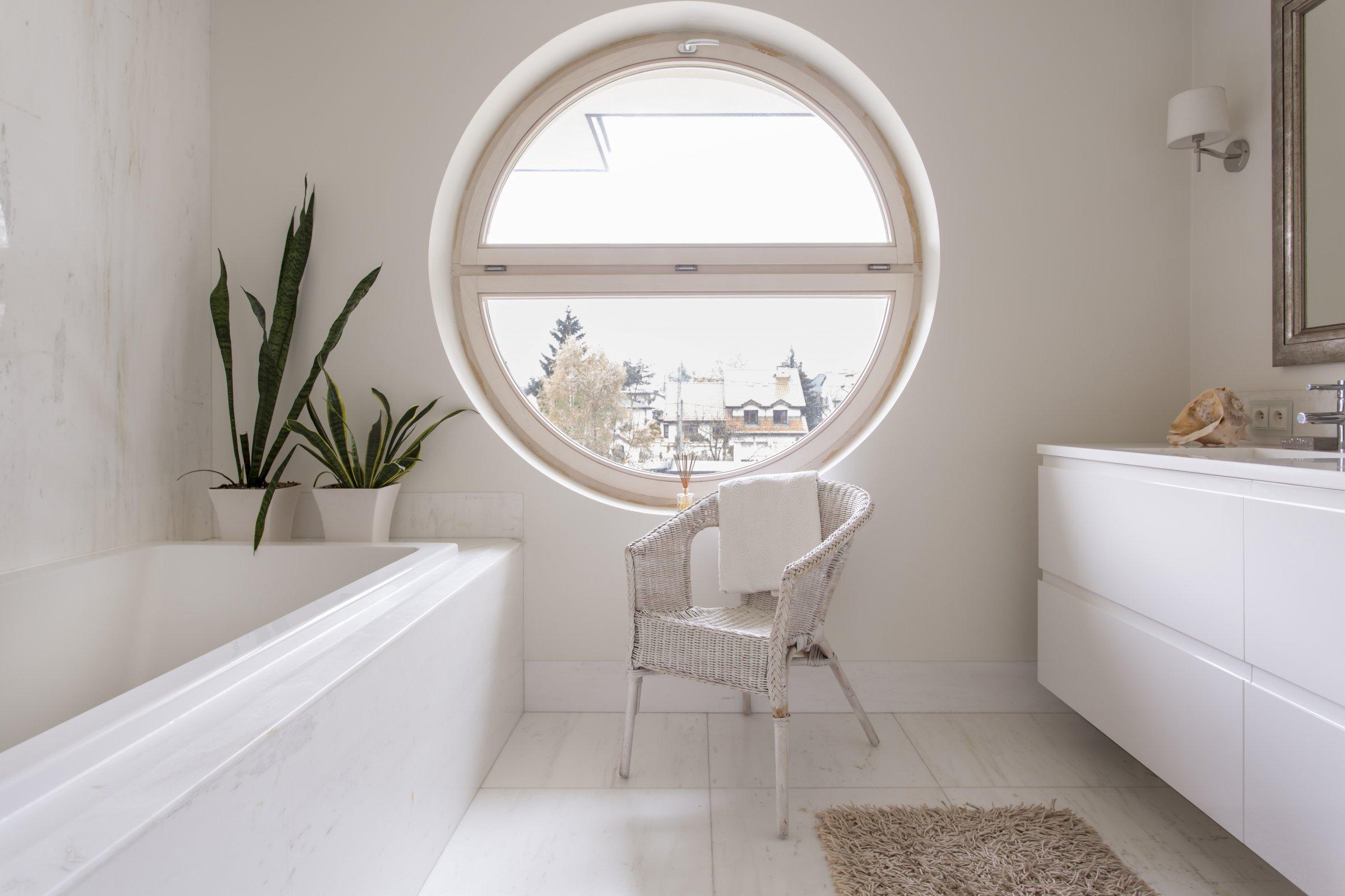 Круглые окна - Фото 1
