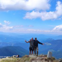We climbed three tops of the Carpathians and met the dawn in the mountains! - Photo 7