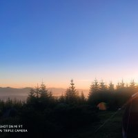 We climbed three tops of the Carpathians and met the dawn in the mountains! - Photo 13
