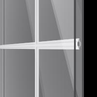 Вікна з декоративними шпросами - Фото 7