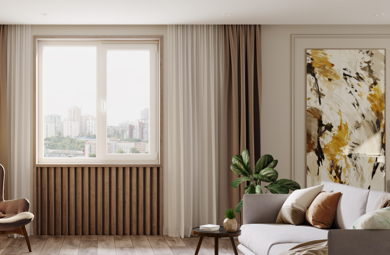 Вікна для квартири - Фото 1