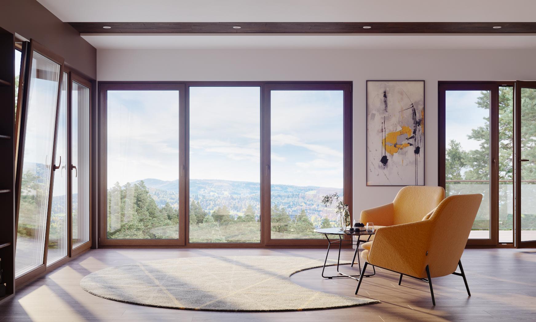Вікна для дому та котеджу - Фото 1