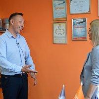 Новий фірмовий салон Viknar'off у м. Радивилів - Фото 27